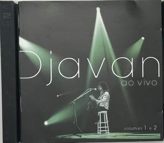 DJAVAN DUPLO VIVO CD BAIXAR AO GRATIS