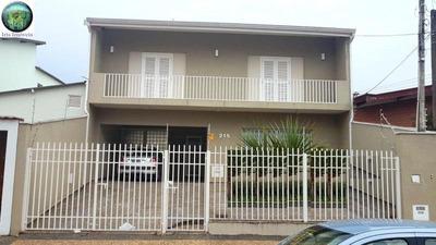 Casa Para Venda Em Campinas, Jardim Nova Europa, 4 Dormitórios, 1 Suíte, 4 Banheiros, 4 Vagas - 250817