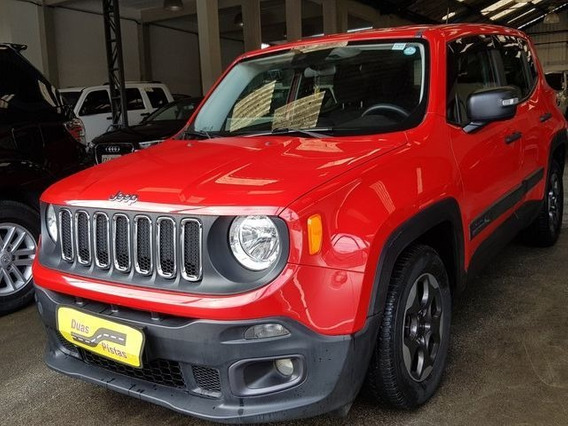 Jeep Renegade Sport 1.8 Flex, Oza9313