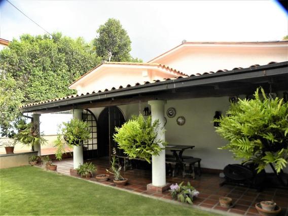 Casa En Los Palos Grandes