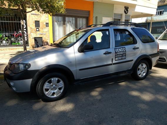 Fiat Palio Weekend Adventure 1.7 Td Permuto - Financio