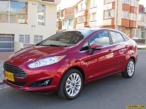 Ford Fiesta Titanium 1.6 Tp Ct Aa