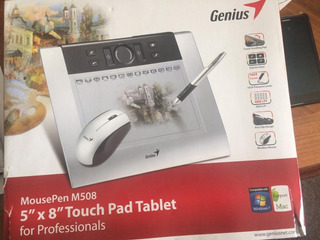 Mouse Pen M508 Touch Pad Tablet