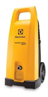 Hidrolavadora Electrolux Poder Wash Plus Amarillo Hi Tk167