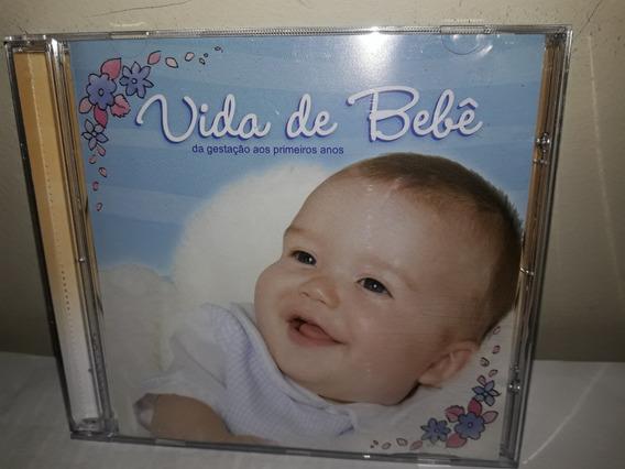 Cd Vida De Bebê Da Gestação Aos Primeiros Anos