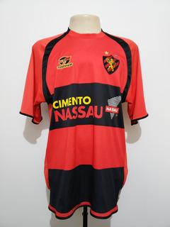 Camisa Futebol Oficial Sport 2006 Home Topper G Brasileiro