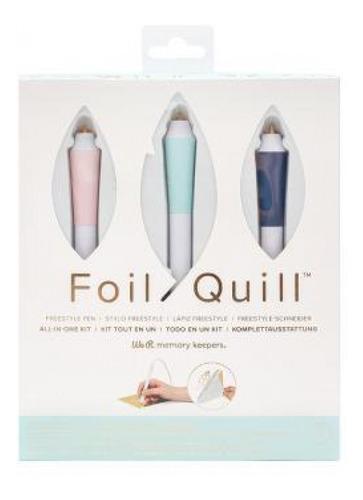 We R - Foil Quill - Kit De Canetas Freestyle Para Aplicação