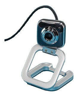 * Camara Web Usb Netmak Nm-web01 Skype Meet Zoom Web Cam *