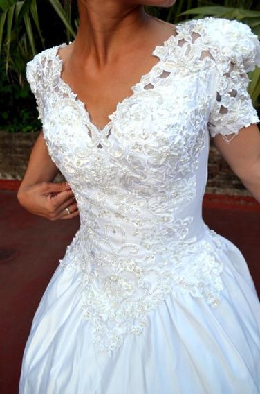 Vestido De Novia (estilo Clásico Princesa) Casamiento - Boda
