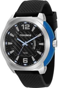 Relógio Masculino Mondaine Analogo Esportivo 94782g0mvnu2