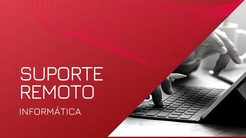 Imagem 1 de 1 de Suporte Remoto Em Informática