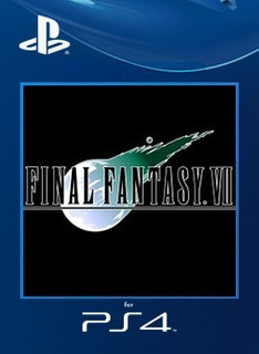 Final Fantasy Vii Hd Español Juego Ps4