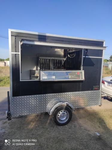Food Truck Carro De Comidas