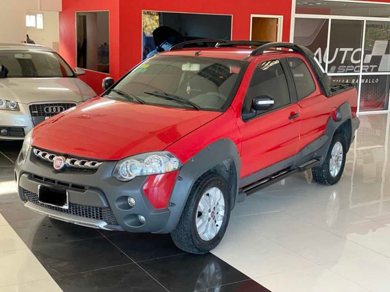Fiat Strada 1.6 Adventure Cd Capota Rad Integrada 2013