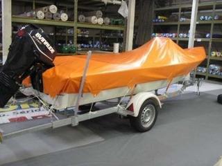 Lona Vinil Capa Para Barco Proteção 1,6x7 Grosso