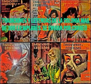 Tradiciones Y Leyendas De La Colonia +300 Coleccion Digital