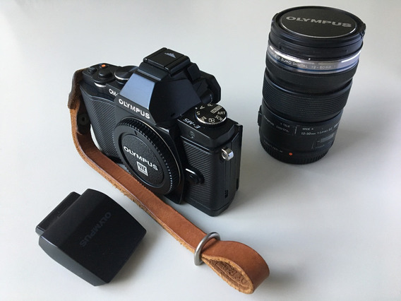 Câmera Digital Olympus Om-d E-m5
