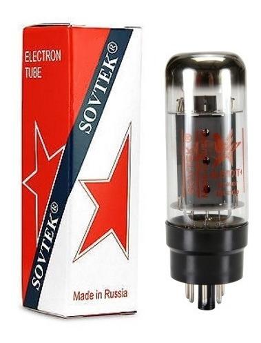 Válvula 6l6 Wxt+ Sovtek De Potencia Made In Russia