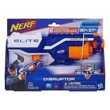 Pistola Nerf N Strike Juguetes
