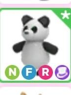 Panda N F R Adopt Me Roblox