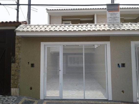 Sobrado Com 3 Dormitórios À Venda, 160 M² Por R$ 705.000,00 - Jardim Prudência - São Paulo/sp - So4105