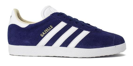 Tenis adidas Gazelle Cq2187 Azul Original Frete Gratis