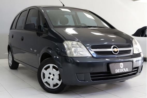 Chevrolet Meriva Joy 1.8 Flex Manual- 2007/2008