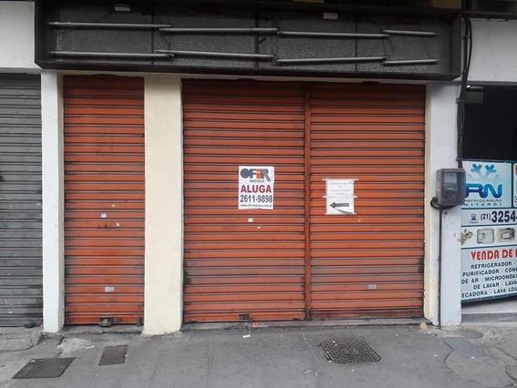 Loja Para Alugar, 80 M² Por R$ 1.200,00/mês - Centro - Niterói/rj - Lo0041