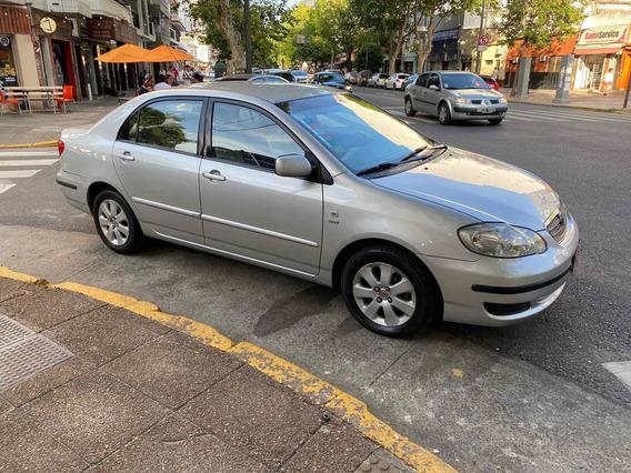 Toyota Corolla 1.8 Xei Mt 2008 Autobaires