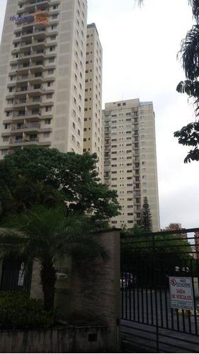 Apartamento À Venda, 58 M² Por R$ 480.000,00 - Tatuapé - São Paulo/sp - Ap10821