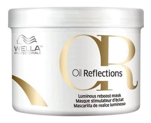 Wella Oil Relections  - Mascara 500ml Restaurador