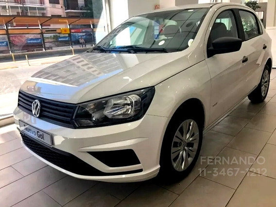 Gol Trend Trendline 0km Precio Volkswagen Full Vw 2020 Nuevo