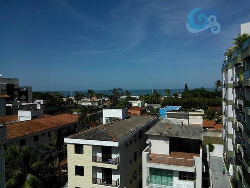 Imagem 1 de 22 de Cobertura Na Praia Da Enseada - Guarujá - Co0259