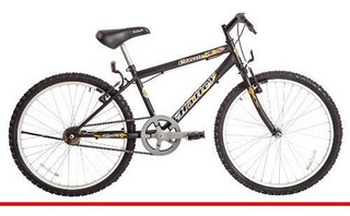 Bicicleta Mountain Bike Halley Clasic Rod.24 Shimano
