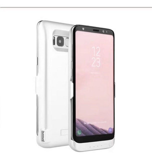 Case Portatil Carregador Bateria Galaxy S8 Plus Carga Extra