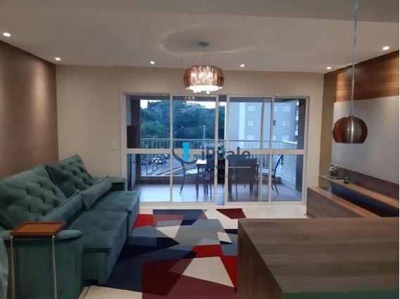 Apartamento Com 3 Dormitórios À Venda, 100 M² - Jardim Das Indústrias - São José Dos Campos/sp - Ap2012