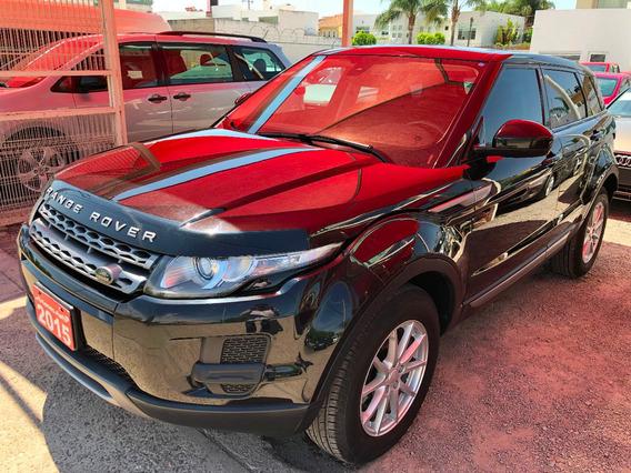 Land Rover Evoque 2.0t Pure 2015 Credito Recibo Auto Financi