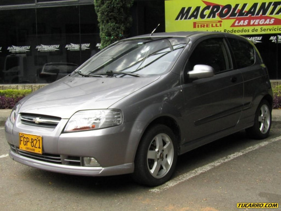 Chevrolet Aveo Gti Limited 1600 Cc 3p Mt