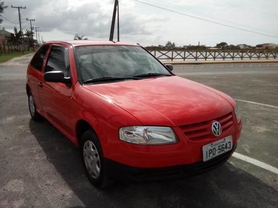 Volkswagen Gol G4, Ano 2009, Motor 1.0 / 8 Válvulas.