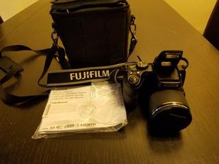Cámara Fujifilm Finepix S9200 50x 16mpx