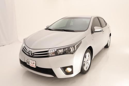 Toyota Corolla Xei Cvt Pack 2015