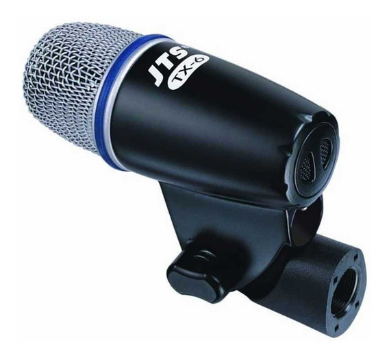 Microfone P/ Bateria Jts Tx-6