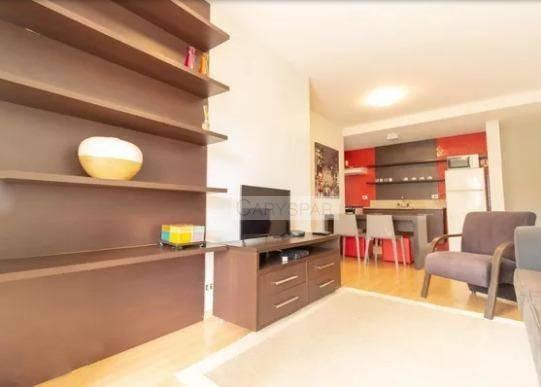 Brooklin - Flat 2 Dormitórios - Locação - Conforto E Elegância ! - Fl4976