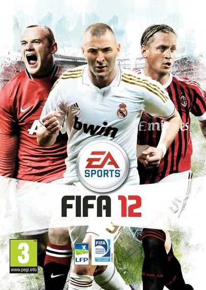 Fifa 12 Pc Jogo Digital