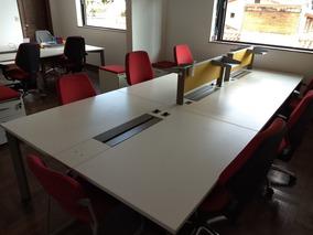 Móveis Alberflex E Cadeiras Flexform Muito Bem Conservados.