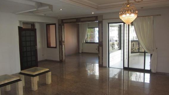 Apartamento Em Gonzaga, Santos/sp De 377m² 4 Quartos Para Locação R$ 8.000,00/mes - Ap313536