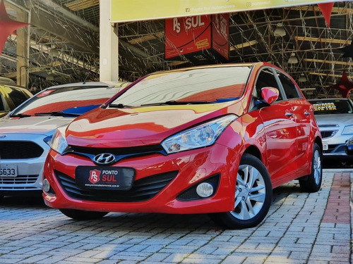 Imagem 1 de 11 de Hyundai Hb20 1.6 Premium Aut Flex