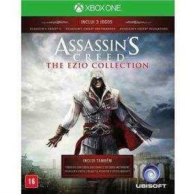 Assassins Creed The Ezio Colection - One - Midia Fisica
