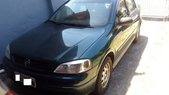Astra Sedan Gl Completo 1999 - 10 Mil - Ar Novo-motor Retif.