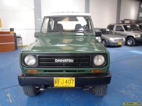 Daihatsu Rocky F78 Mt 2800cc Td 4x4